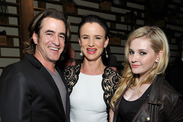 Juliette Lewis Abigail Breslin The Weinstein Company's Holiday Party