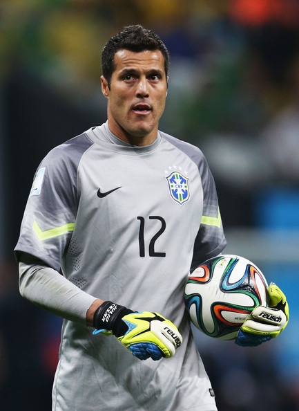 Julio Cesar Pictures - Brazil v Croatia: Group A - Zimbio