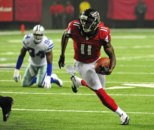 Julio Jones - Dallas Cowboys v Atlanta Falcons