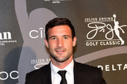Professional Soccer player Chris Pontius attends the Erving Golf Classic Black Tie Ball sponsored by Delta Airlines & Pond LeHocky Law, with cocktails presented by Tanqueray No. TEN. Produced by PGD Global on September 10, 2017 at The Logan in Philadelphia, Pennsylvania.