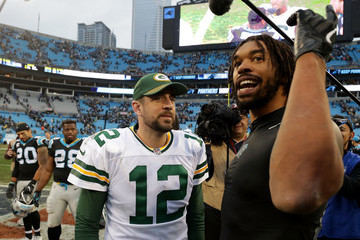 Julius Peppers Green Bay Packers vCarolina Panthers