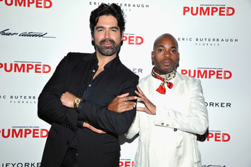 Julius Poole Melissa McCarthy and Eric Buterbaugh Host Brian Atwood's Celebration of PUMPED