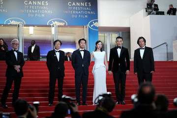 Jun-dong Lee 'Burning (Beoning)' Red Carpet Arrivals - The 71st Annual Cannes Film Festival