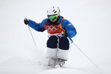 Jung-Hwa Seo Freestyle Skiing - Winter Olympics Day 0