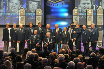 Junior Johnson 2015 NASCAR Hall of Fame Induction Ceremony