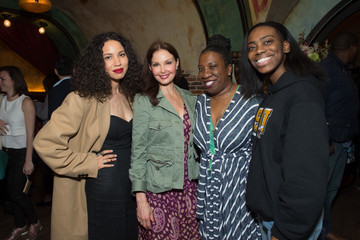 Jurnee Smollett-Bell Time's Up After Party - 2018 Tribeca Film Festival