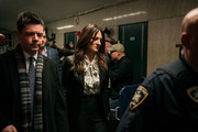 Donna Rotunno, lead defense attorney for Harvey Weinstein, leaves New York City Criminal Court following the conclusion of Weinstein's trial on February 24, 2020 in New York City. A jury found Weinstein guilty of both rape and criminal sex act, convicting him on two of five charges in a case closely connected to the ongoing #MeToo movement.