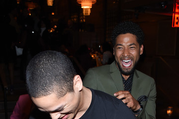 Jussie Smollett 'The Immortal Life of Henrietta Lacks' New York Premiere - After Party