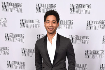 Jussie Smollett Songwriters Hall Of Fame 47th Annual Induction And Awards - Backstage