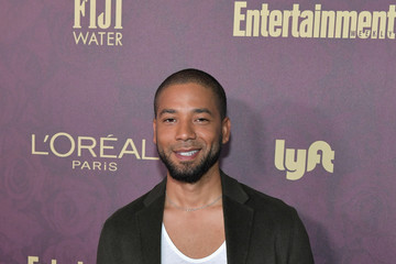 Jussie Smollett Entertainment Weekly And L'Oreal Paris Hosts The 2018 Pre-Emmy Party - Arrivals