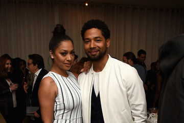 Jussie Smollett AT&T and Tribeca Host Luncheon AT&T Presents: Untold Stories - an Inclusive Film Program in Collaboration With Tribeca