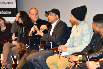 Jussie Smollett 'Empire' Screening in LA