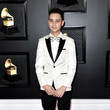 Justice Smith 62nd Annual GRAMMY Awards – Arrivals