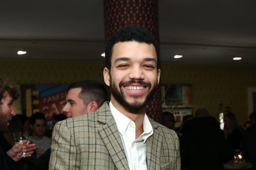 Justice Smith 'The Boy Who Harnessed The Wind' Special Screening, Hosted By Angelina Jolie
