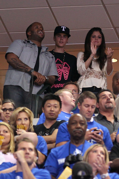 Miami Heat v Dallas Mavericks Justin Bieber & Selena Gomez Justin%20Bieber%20Miami%20Heat%20v%20Dallas%20Mavericks%20LIKZ42Jp-XUl