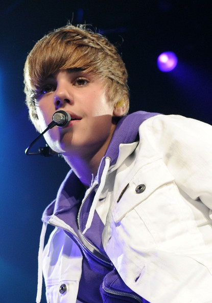 Justin Bieber In Concert - June 24, 2010. In This Photo: Justin Bieber