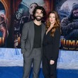 Justin Baldoni Premiere Of Sony Pictures'