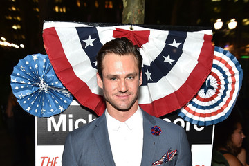 Justin Bartha 'The Terms Of My Surrender' Broadway Opening Night - After Party