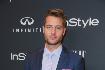 Justin Hartley Hollywood Foreign Press Association and InStyle Celebrate the 75th Anniversary of the Golden Globe Awards - Arrivals