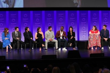 Justin Hartley Sterling K. Brown The Paley Center For Media's 2019 PaleyFest LA - 'This Is Us'