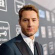 Justin Hartley 25th Annual Critics' Choice Awards - Red Carpet