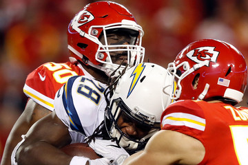 Justin Houston Los Angeles Chargers v Kansas City Chiefs