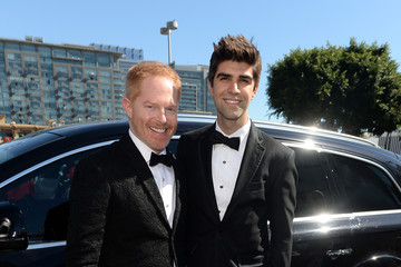 Justin Mikita Arrivals at the 65th Annual Primetime Emmy Awards — Part 4