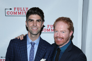 Justin Mikita 'Fully Committed' Broadway Opening Night - After Party