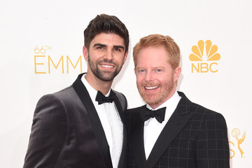 Justin Mikita Arrivals at the 66th Annual Primetime Emmy Awards — Part 2