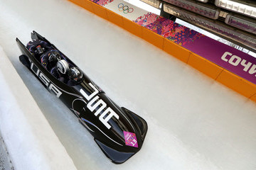 Justin Olsen Bobsleigh - Winter Olympics Day 16