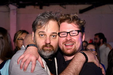 Justin Roiland 2015 Adult Swim Upfront Party