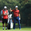 Justin Rose WGC - HSBC Champions - Day One