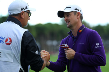 Justin Rose Mark Fulcher Turkish Airlines Open - Day Four