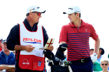 Justin Rose Mark Fulcher Frys.com Open - Round Three