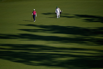 Justin Rose Mark Fulcher The Masters: Previews
