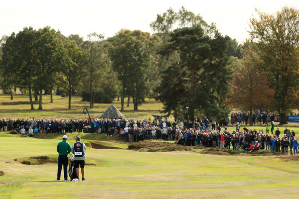 Sky Sports British Masters - Day Two []