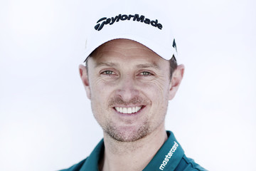 Justin Rose Genesis Open - Player Portraits