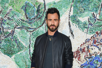 Justin Theroux Louis Vuitton 2019 Cruise Collection: Photocall