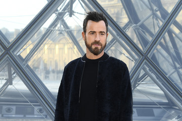 Justin Theroux Louis Vuitton : Photocall - Paris Fashion Week Womenswear Fall/Winter 2019/2020