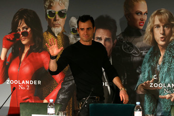Justin Theroux 'Zoolander No. 2' Berlin Photocall - February 2nd