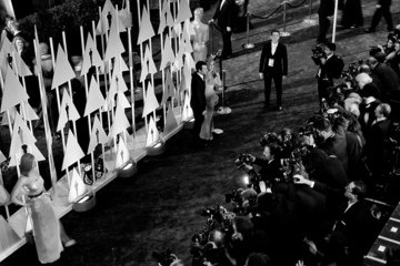 Justin Theroux Alternative View of the 87th Annual Academy Awards