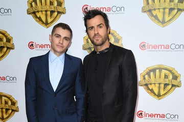 Justin Theroux CinemaCon 2017 - Warner Bros. Pictures Presentation