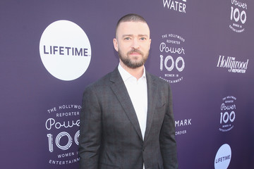 Justin Timberlake The Hollywood Reporter's 2017 Women in Entertainment Breakfast - Red Carpet