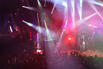 Justin Timberlake Spotify Premium Hosts an Event for Justin Timberlake Super Fans at the Roundhouse, London