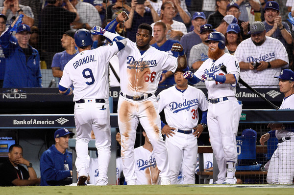 Divisional Round - Atlanta Braves vs. Los Angeles Dodgers - Game Two