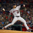 Justin Verlander League Championship Series - Houston Astros v Boston Red Sox - Game One