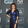 Justina Machado 25th Annual Critics' Choice Awards - Arrivals