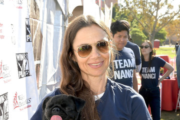 Justine Bateman Nanci Ryder's Team Nanci Participates in the 15th Annual LA County Walk to Defeat ALS - Arrivals