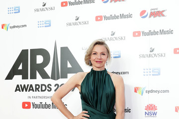Justine Clarke 33rd Annual ARIA Awards 2019 - Arrivals