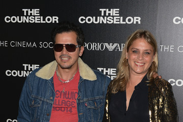 Justine Maurer 'The Counselor' Screening in NYC